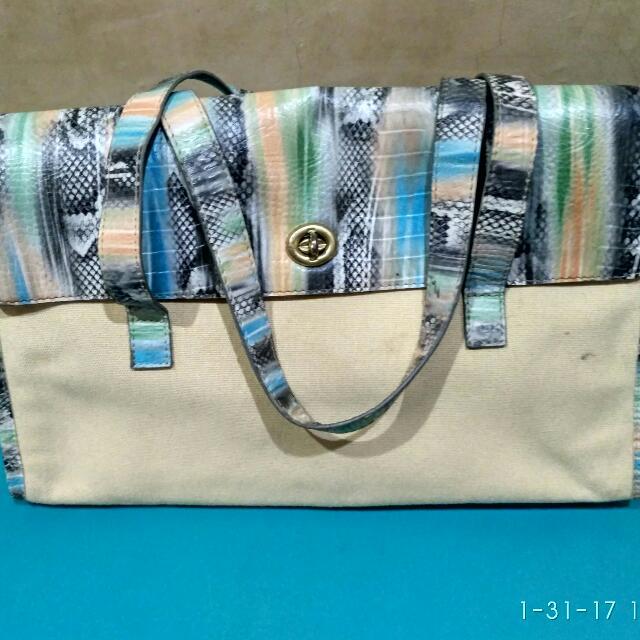 Womens Shoulder Bag Handmade