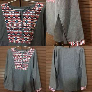 Tribal Blouse (New)