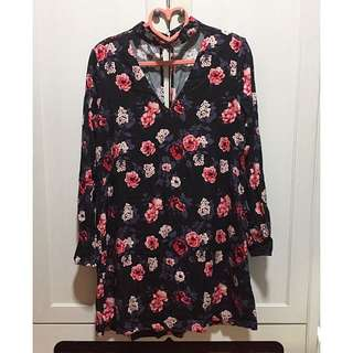 SALE!!!!! BRAND NEW / BN Cotton On Floral Printed Shift Dress