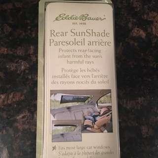 Eddie Bauer Rear Sun Shade Protector