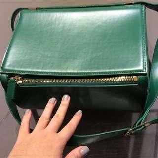韓版紀梵希綠色美包