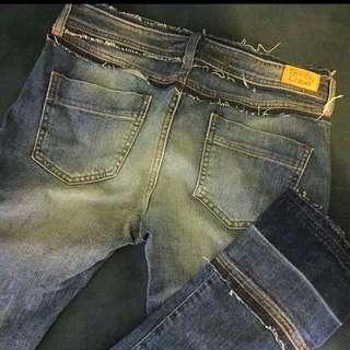 See by Chloè blue denim jeans