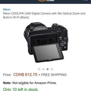 Nikon Coolpix L850