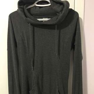 Bench Grey Hoodie