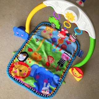 FisherPrize Baby & Toddler Play Centre