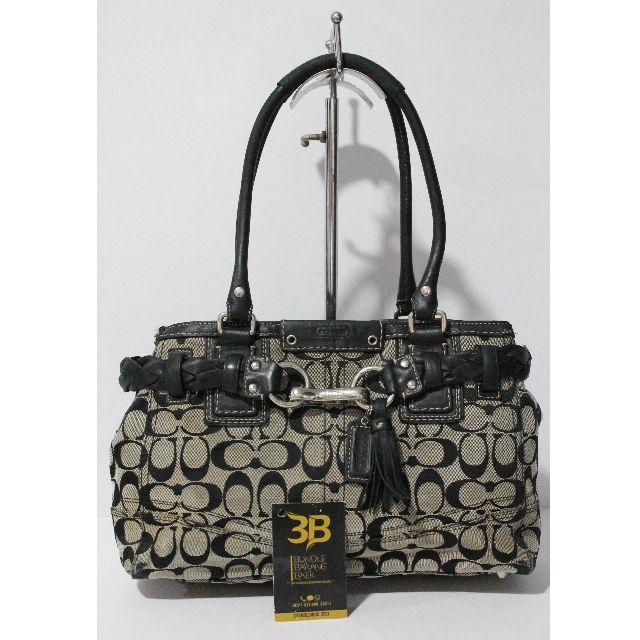 5dc11ec27ae7 100% Authentic COACH Hampton Signature Handbag., Luxury, Bags ...