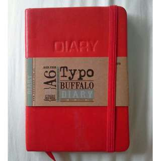 Typo A6 Diary planner
