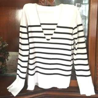 Zara Stripe Knit