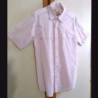🚚 EDWIN 505 短袖襯衫 (男)