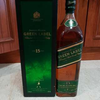 Johnny Walker Green Label 15 Years