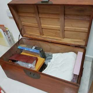 Camphor Chest . Thick And Strong