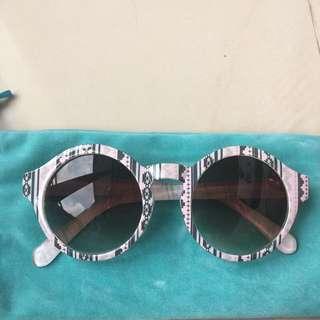 New Look Pattern Sunglasses
