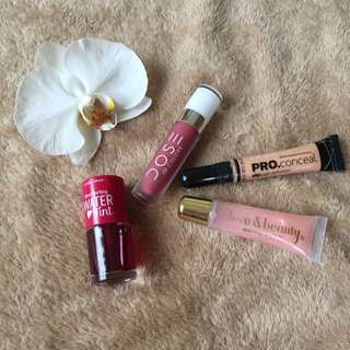 Makeup ori brand preloved