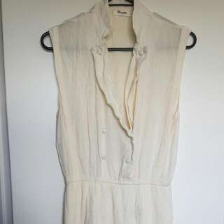 Wrangler Cream Dress