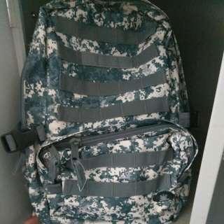 Navy Assault Pack