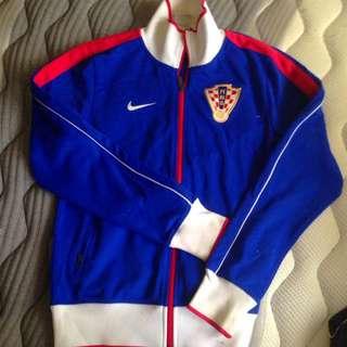 Nike Croatia Soccer Jacket