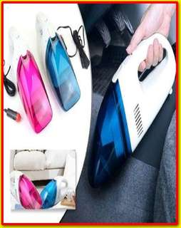 Portable Handheld High Power Performance Car VAN Vacuum /Sand Dust Cleaner. Dry Up Car Seat /Washable Filter Streaming