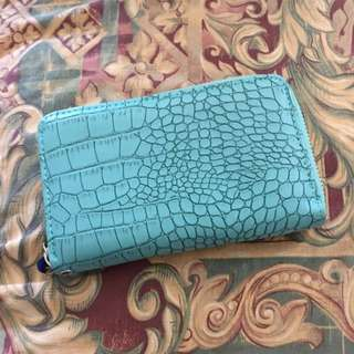 Atmosphere Turquoise Wallet