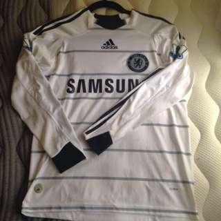 Adidas Climate Control Chelsea Soccer Shirt