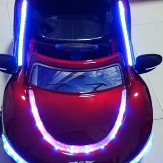 Powered Ride On Car
