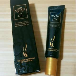 AHC The Real Eyecream for Face