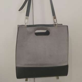 Geniune Alexander Wang Chastity Tote Bag Grey