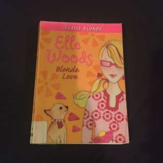 Legally Blonde Book