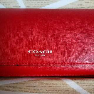 Coach Wallet (Authentic)