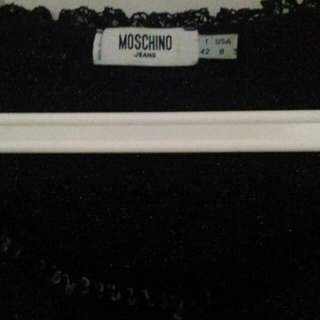 Moschino Jeans Black Top