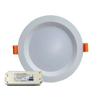 4 INCH 8W POLLUX ROUND RECESSED LED DOWNLIGHT