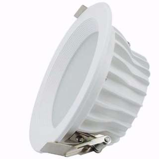 6 INCH 12W TITAN ROUND RECESSED LED DOWNLIGHT