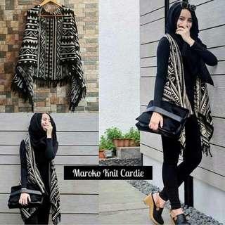 Maroko Knit Cardigan