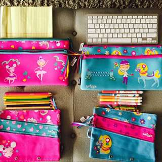 Smiggle Pouches