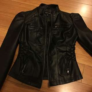 'New Look' Leather Jacket