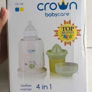 Crown 4 in 1