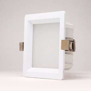 6 INCH 18W VEGA SQUARE RECESSED LED DOWNLIGHT