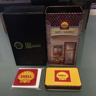 125 Years Shell Anniversary Collectible
