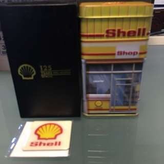 125 Years Shell Anniversary Collectible!
