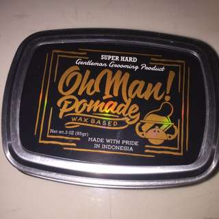 Pomade - OH MAN ! - Mystic Gold