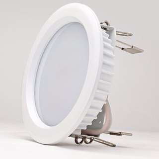 6 INCH 12 WATTS CHARON ROUND RECESSED LED DOWNLIGHT