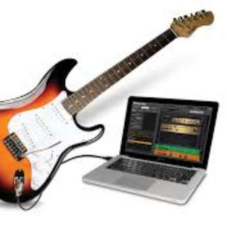 ION Discover USB Guitar Pack()