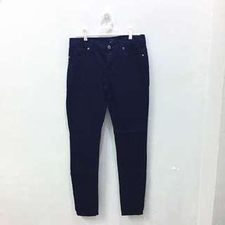 F21 Black Skinny Jeans