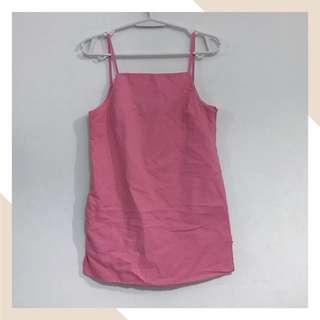 Pink Cami Dress