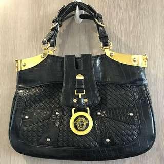 Vintage Genuine Versace Leather bag 💼