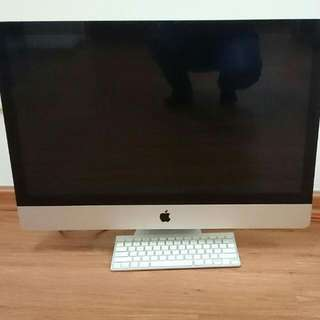 Apple imac 27 Inch (late 2009)