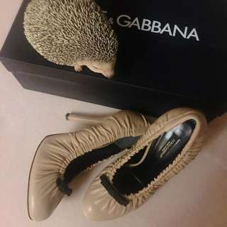 [義賣] Dolce&Gabbana Little Ribbon Heels