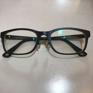 Pescara Glasses Spectacles Blue Grey