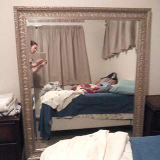 Italian Wall Mirror 2m By 1.6m