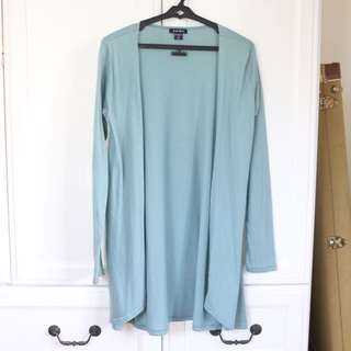 Pastel Green Cover Up