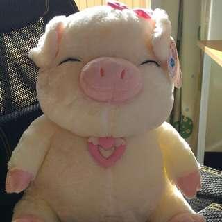 🚚 可愛小豬玩偶